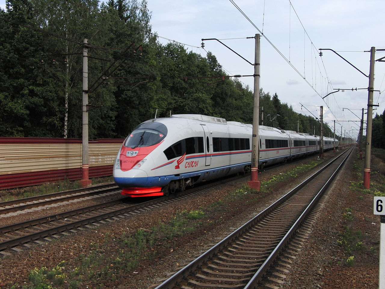 ВСМ «Москва – Санкт-Петербург» не будут финансировать из бюджета