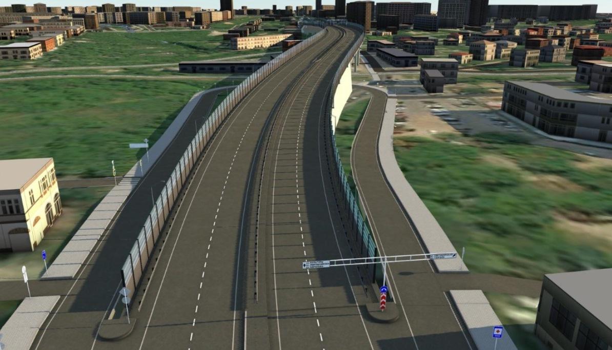 Развязку на улице Циолковского в Нижнем Новгороде могут открыть в 2021 году