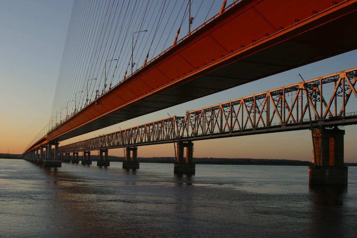 Строительство второго моста через Обь в ХМАО начнут в 2021 году