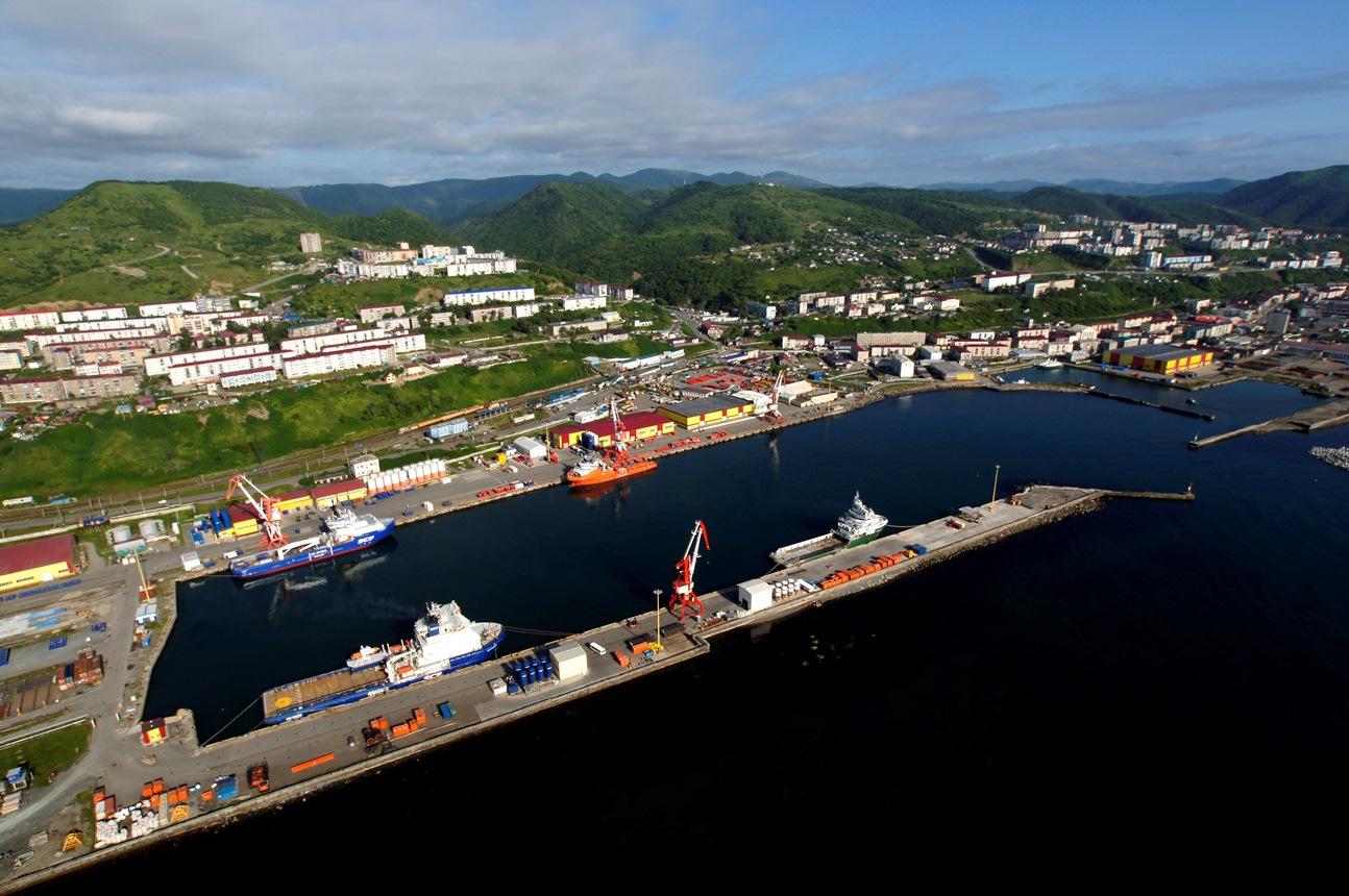 Основной порт Сахалинской области модернизируют к декабрю 2022 года