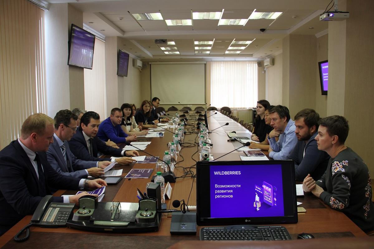 В Татарстане запустили первую очередь распределительного центра Wildberries