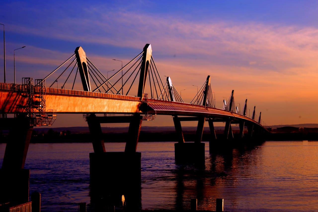Мост через Амур в Китай введут в эксплуатацию после снятия ограничений из-за пандемии