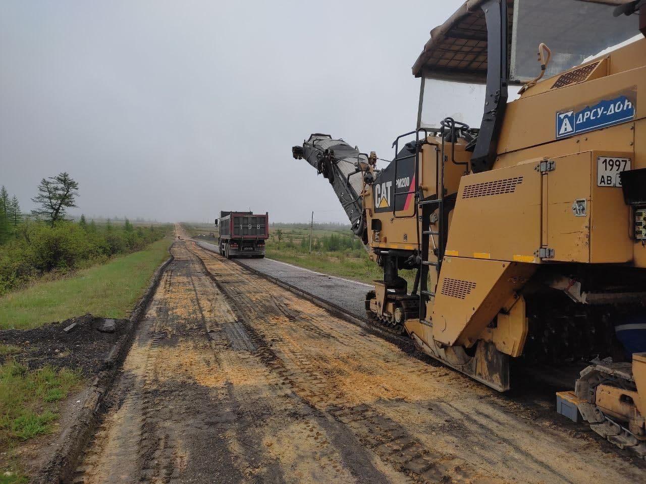 В Бурятии отремонтируют участки дорог около границы с Монголией