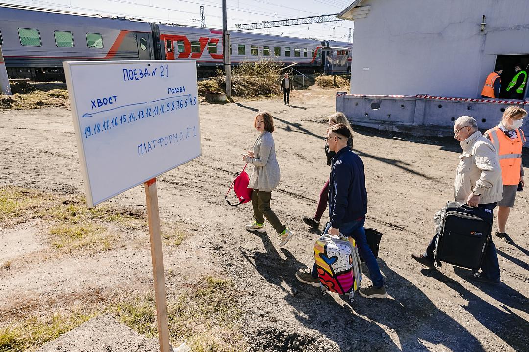 Новый участок ж/д под Мурманском сможет пропускать 16 пар поездов в сутки
