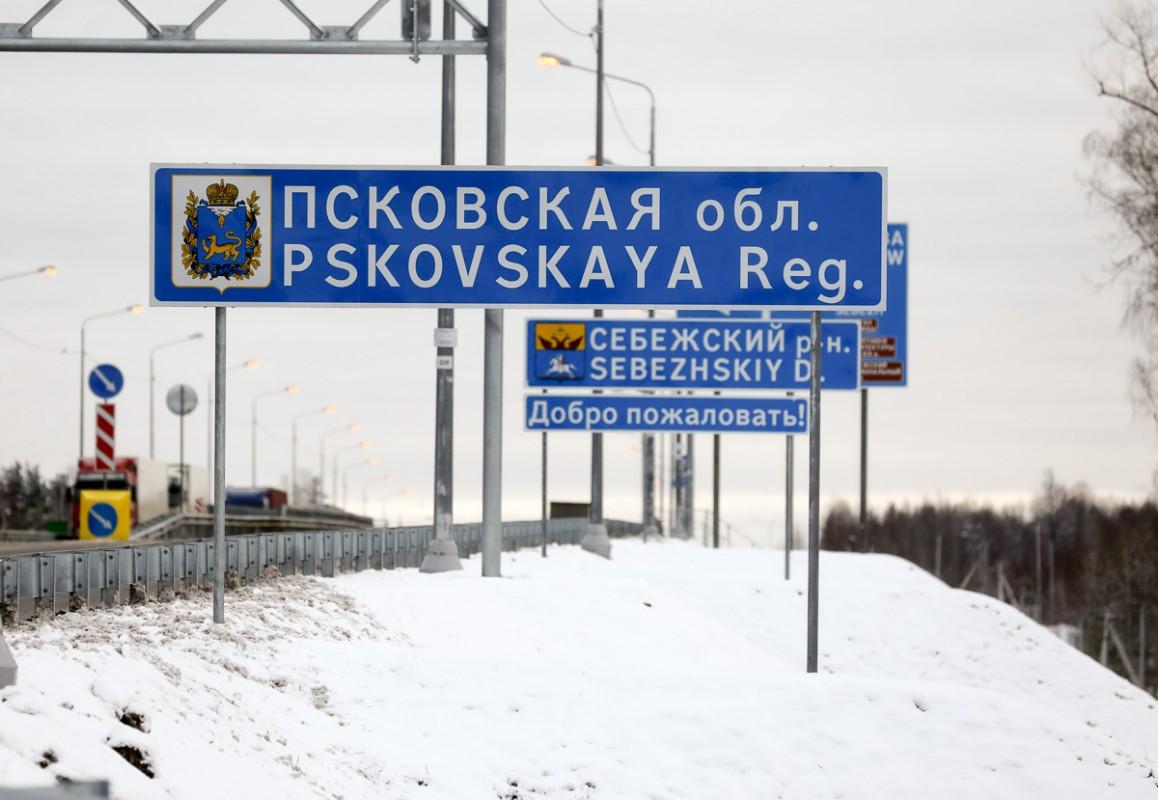 На границе России и Латвии построят международный склад
