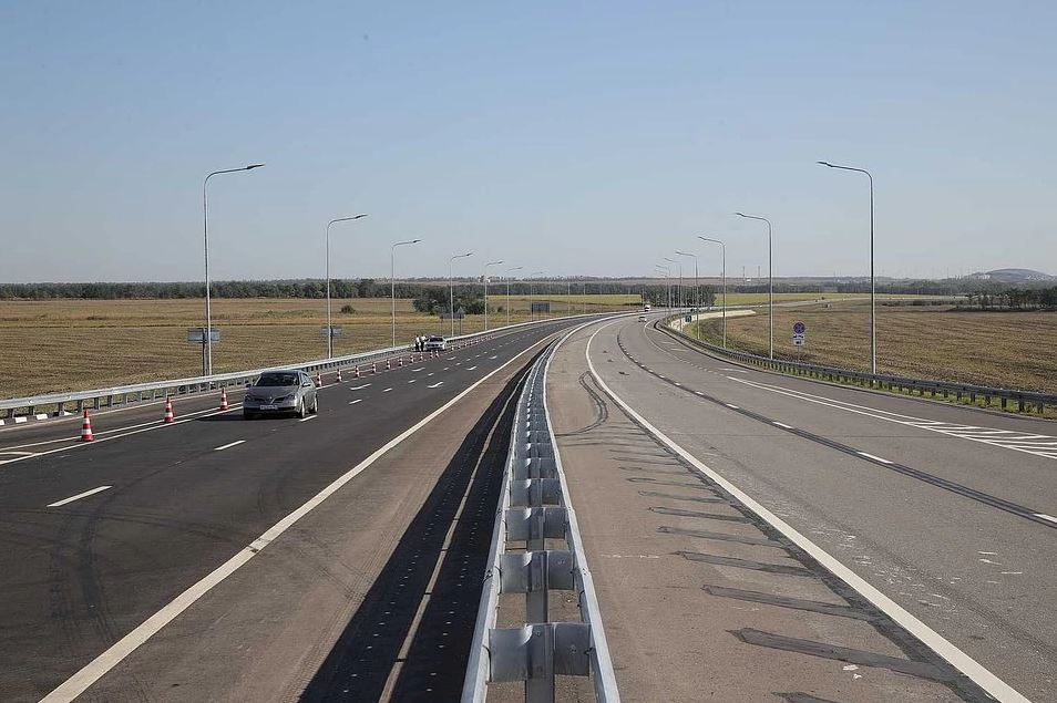 Строительство кольцевой дороги вокруг Ростова-на-Дону обойдется в 190 млрд. рублей