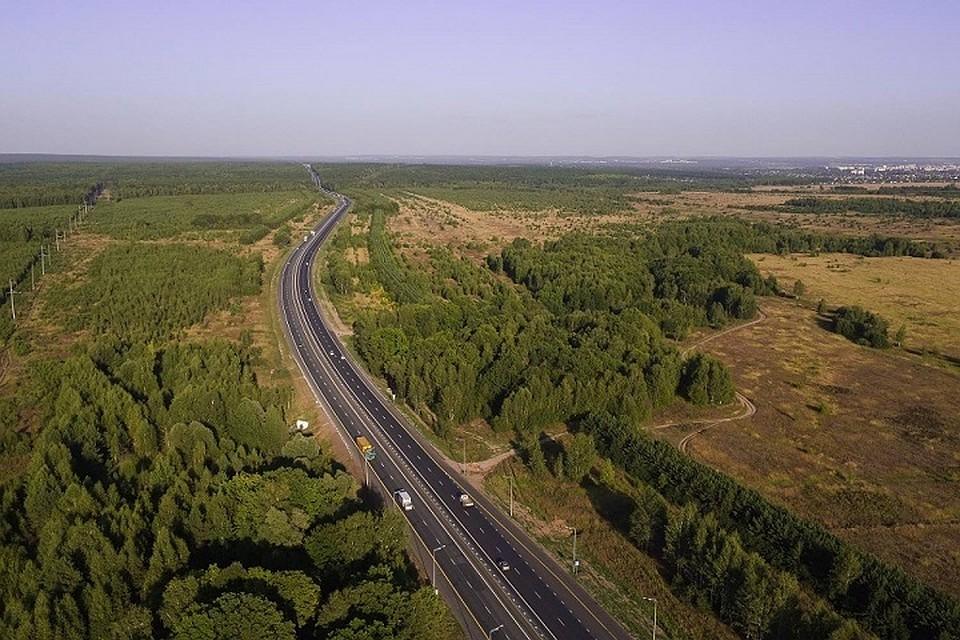Министерство транспорта: решение о строительстве трассы «Москва-Казань» могут принять в октябре