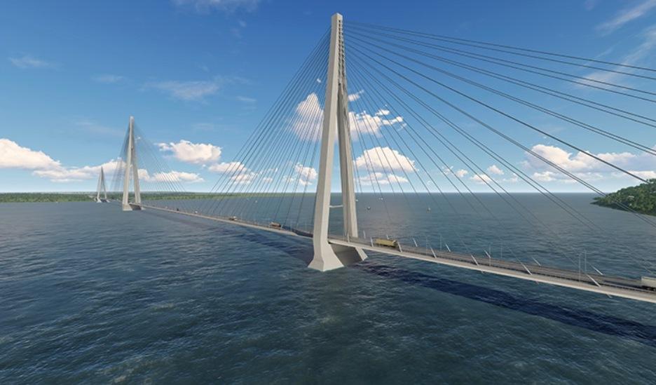 Стоимость моста через Лену в Якутии снизили на 15 млрд. рублей