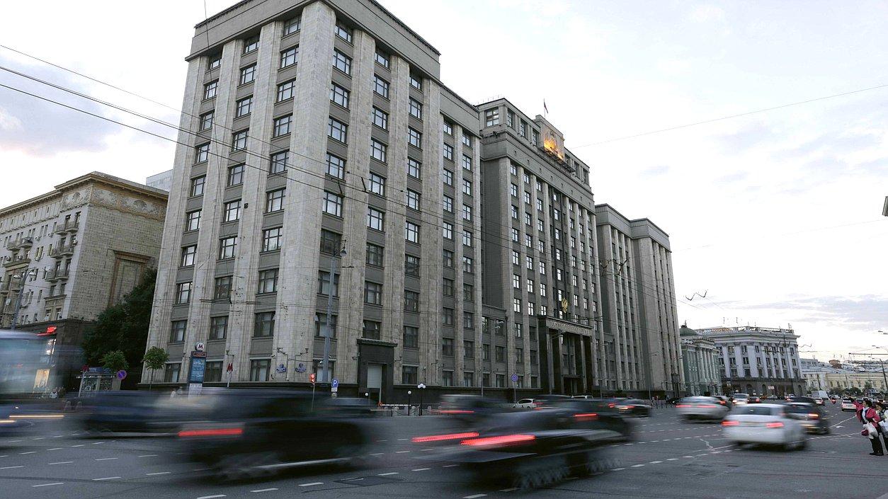 В Государственную Думу внесли законопроект о ввозе дефицитных санкционных товаров