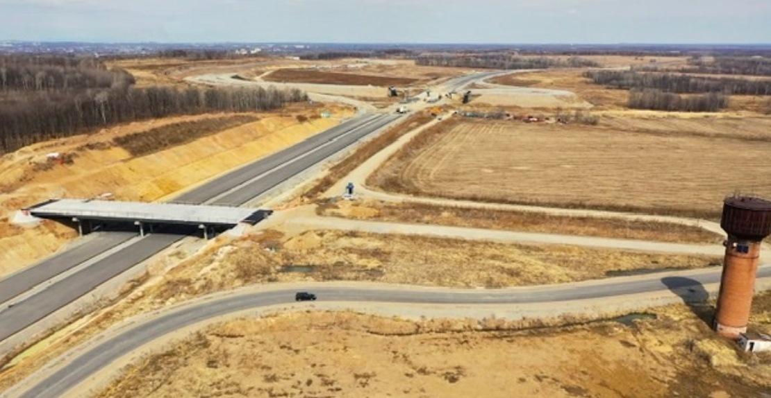 Дорогу в обход Хабаровска сдадут не раньше конца 2021 года