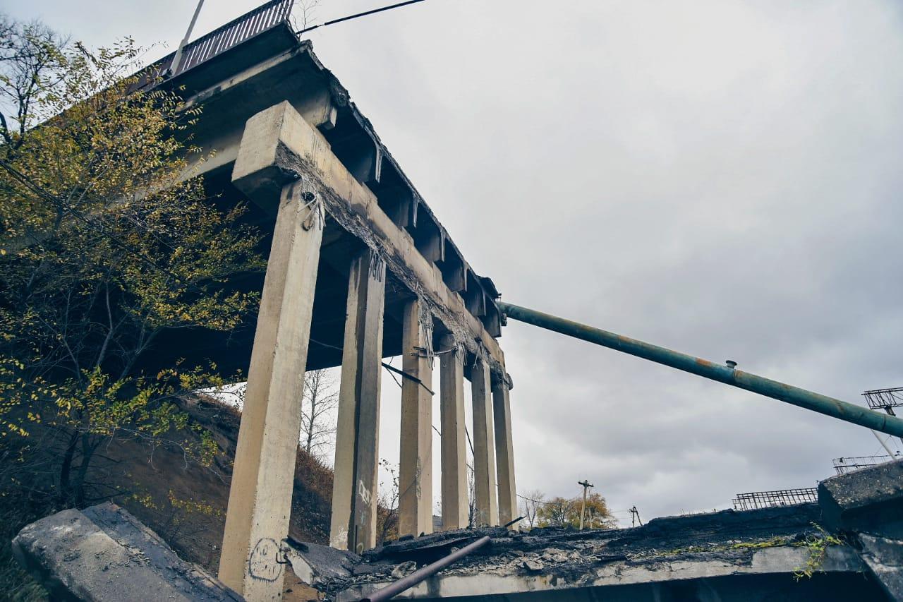 В России около 9,5 тыс. мостов находятся в аварийном состоянии