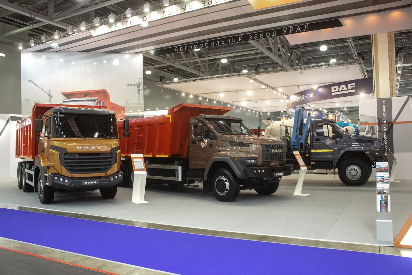 Продажи грузовых автомобилей по итогам года сократились на 7,3%
