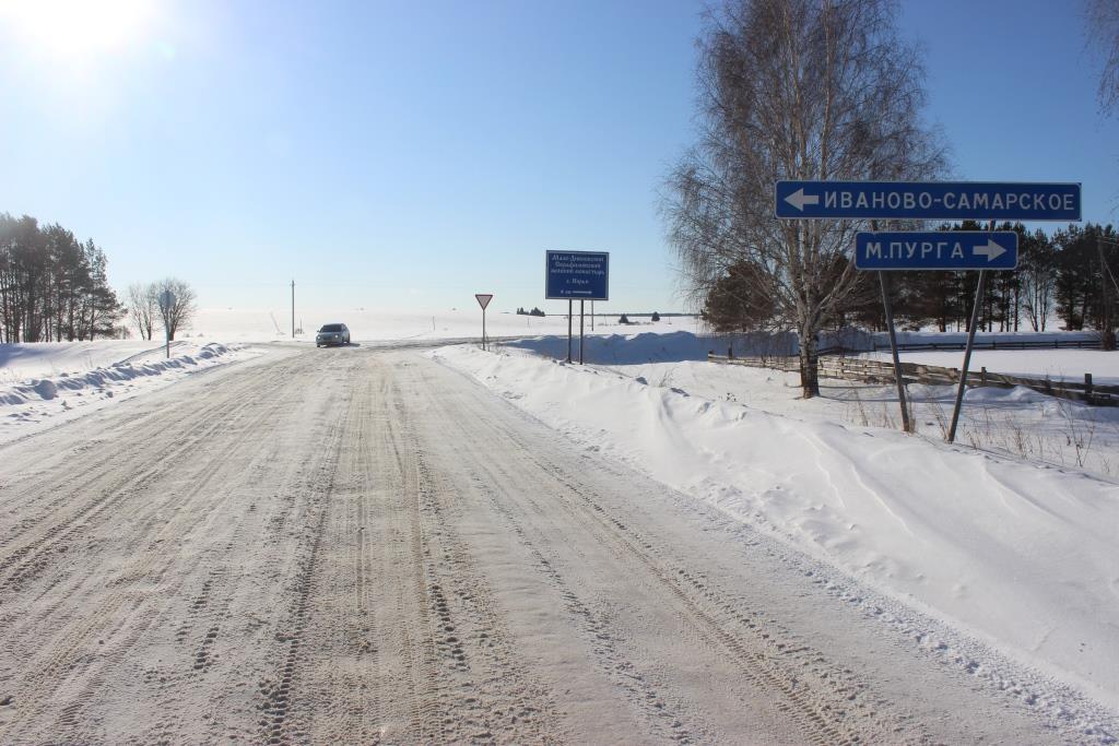В Удмуртии весеннюю «просушку» дорог проведут в течение апреля