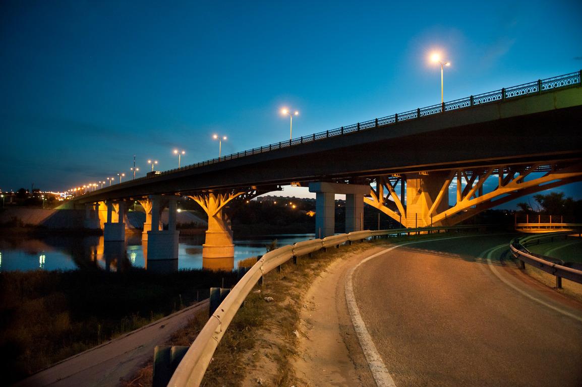 На М-4 «Дон» за два года смонтируют 150 км линий освещения