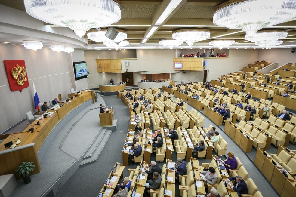 Депутаты одобрили в первом чтении повышение МРОТ
