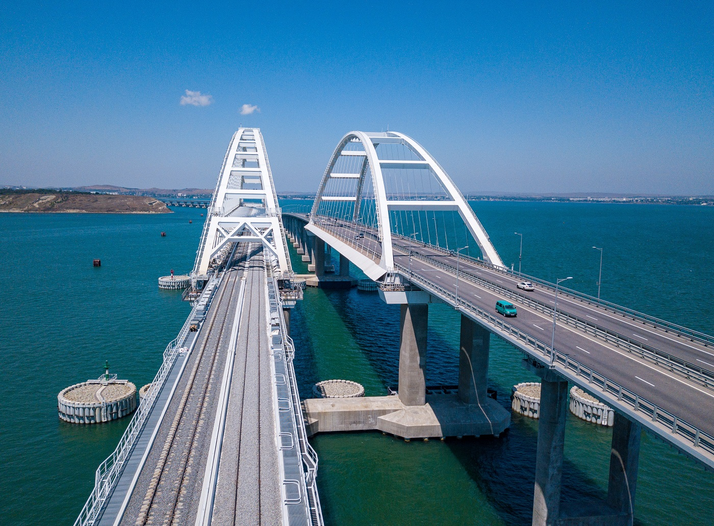Краснодар и Крымский мост могут соединить скоростной трассой