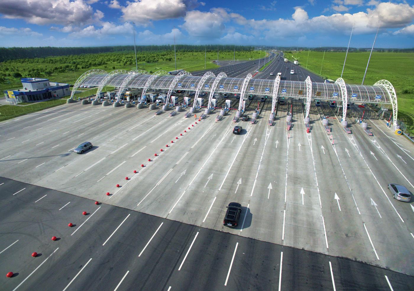 Тариф на трассе «Москва-Казань» составит около 2,5 рубля за километр