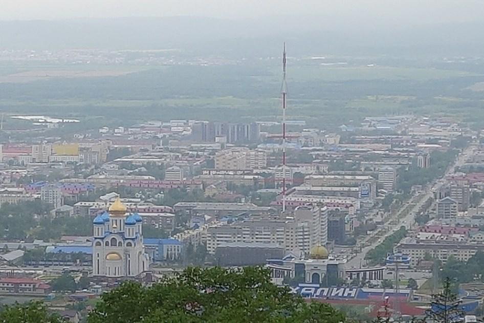 На Сахалине построят объездную дорогу Южно-Сахалинска