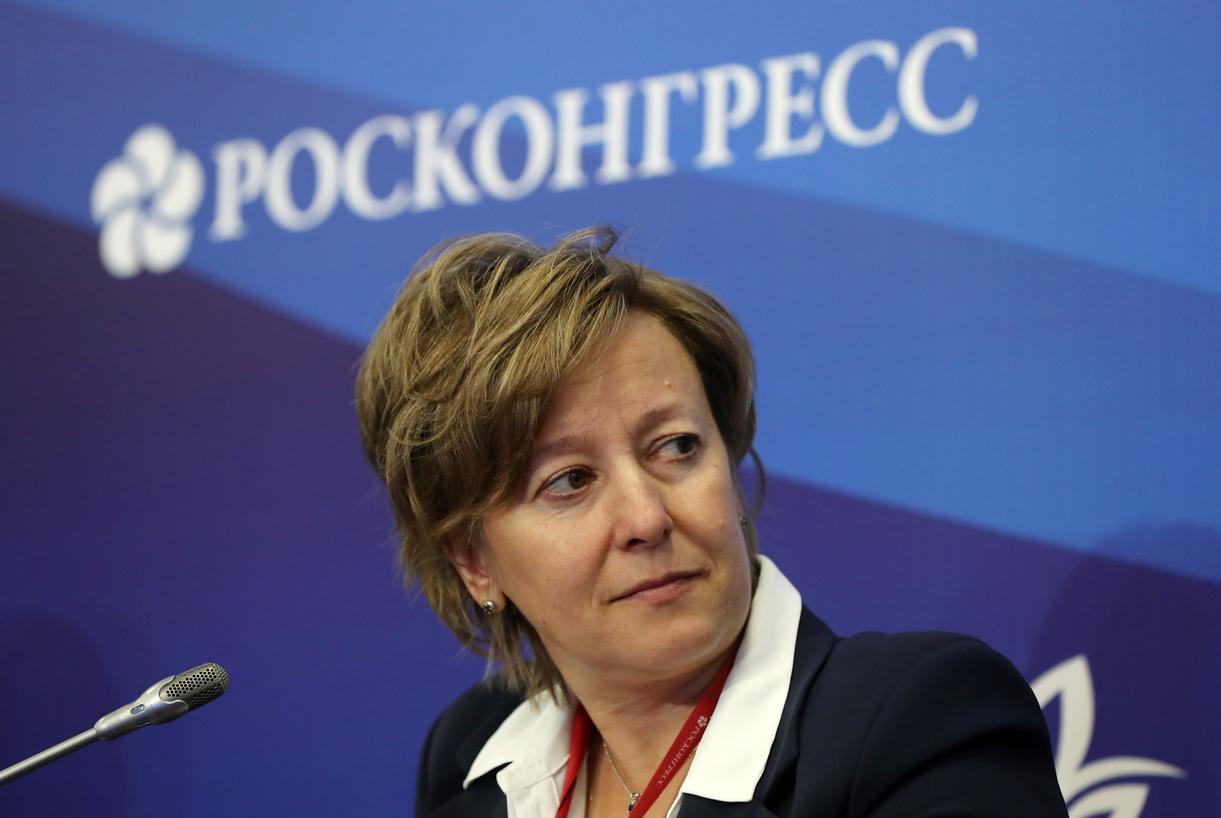 Главой Российского экспортного центра назначена Вероника Никишина