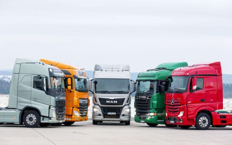 Продажи грузовиков в России по итогам года могут вырасти на 27 процентов