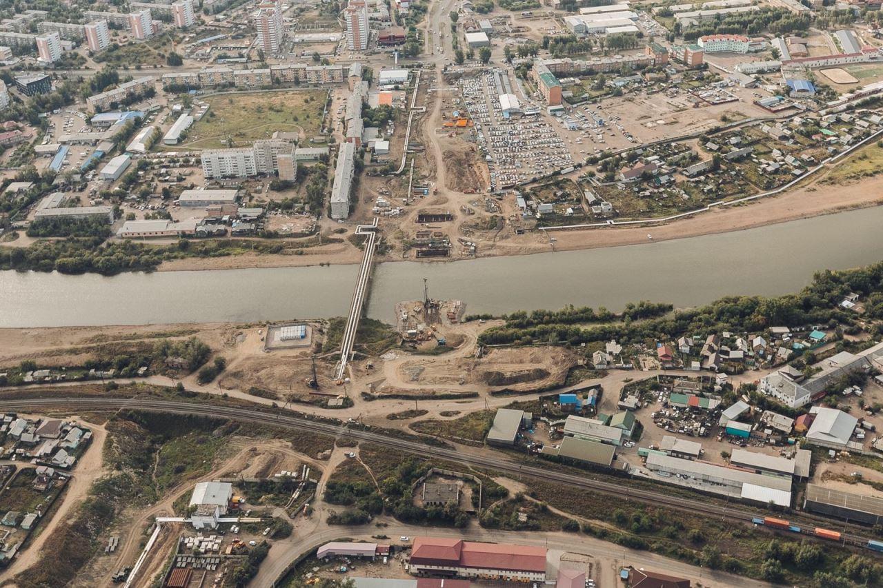 Третий мост через Уду в Улан-Удэ назовут Талаан