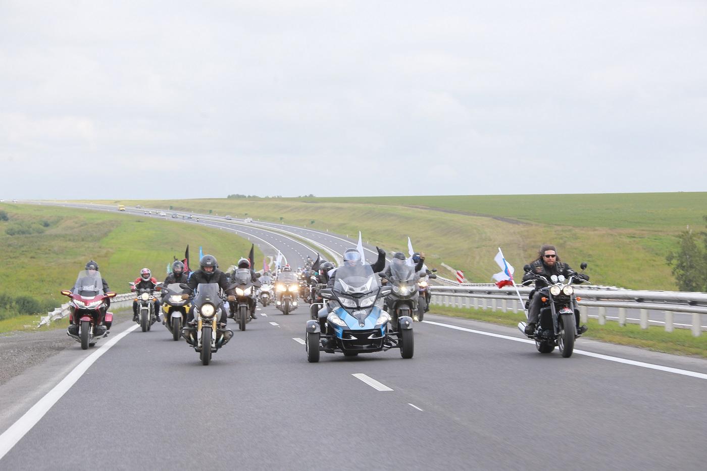 Первая в Сибири скоростная магистраль открыта в Кузбассе после 14 лет строительства