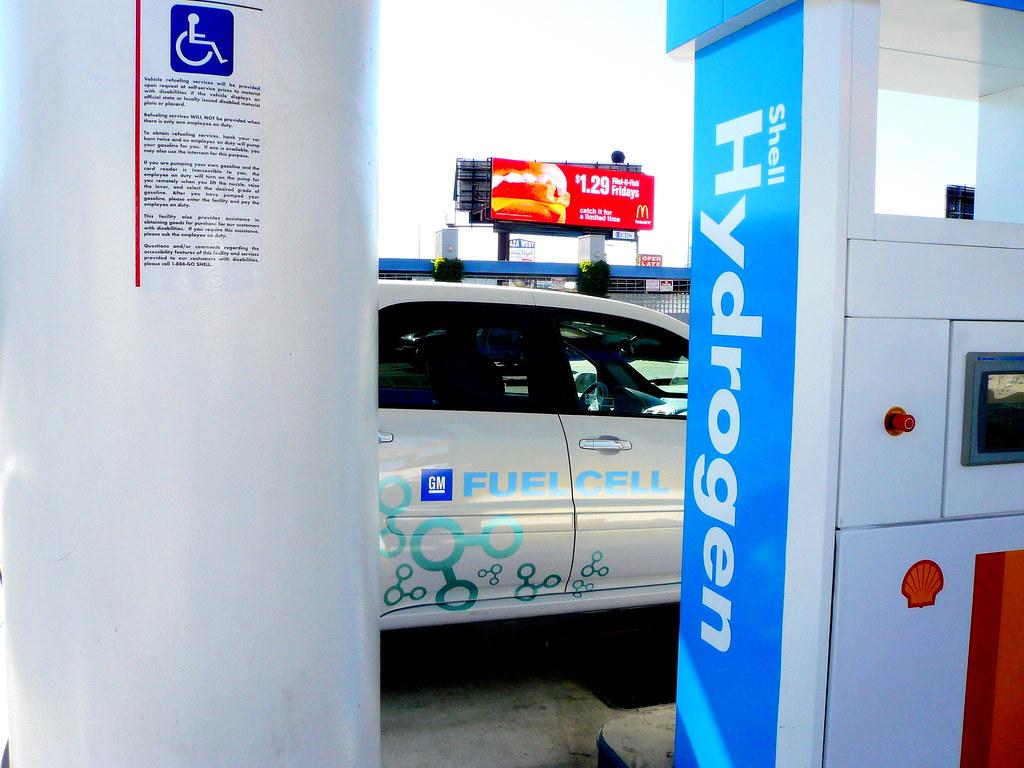 К 2023 году «КамАЗ» планирует создать автобус на водородном топливе