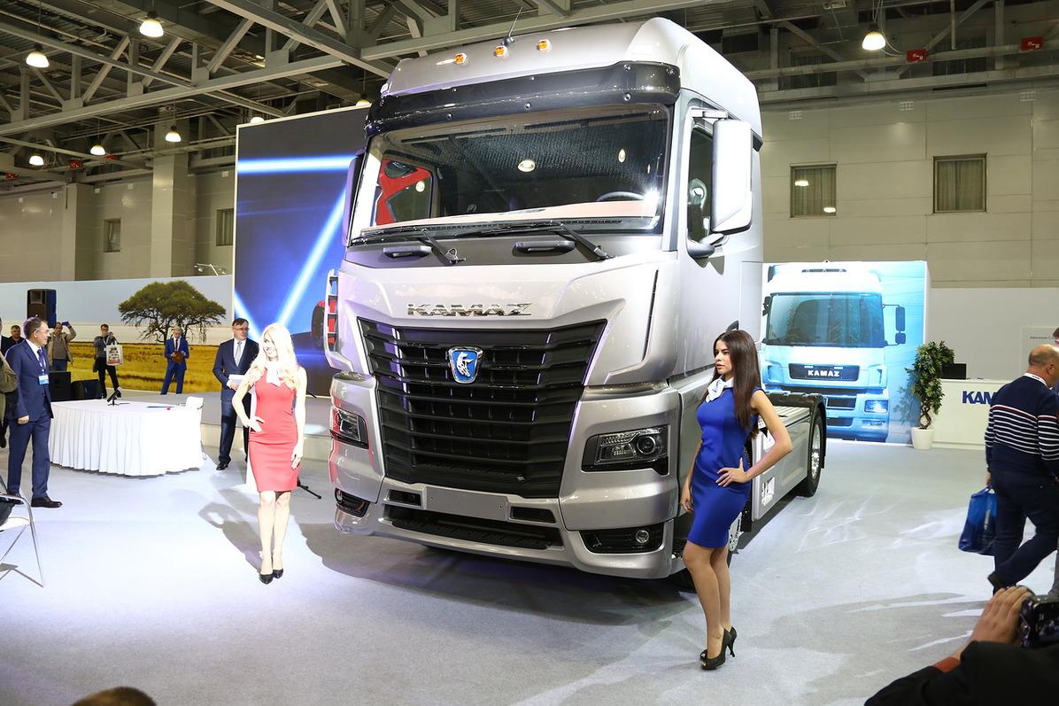«КамАЗ» запустит производство нового тягача серии К5 не раньше лета 2020 года