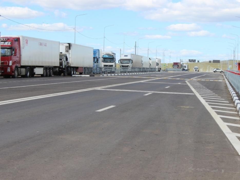 К МАПП «Забайкальск» построят дополнительный подъезд для грузовиков