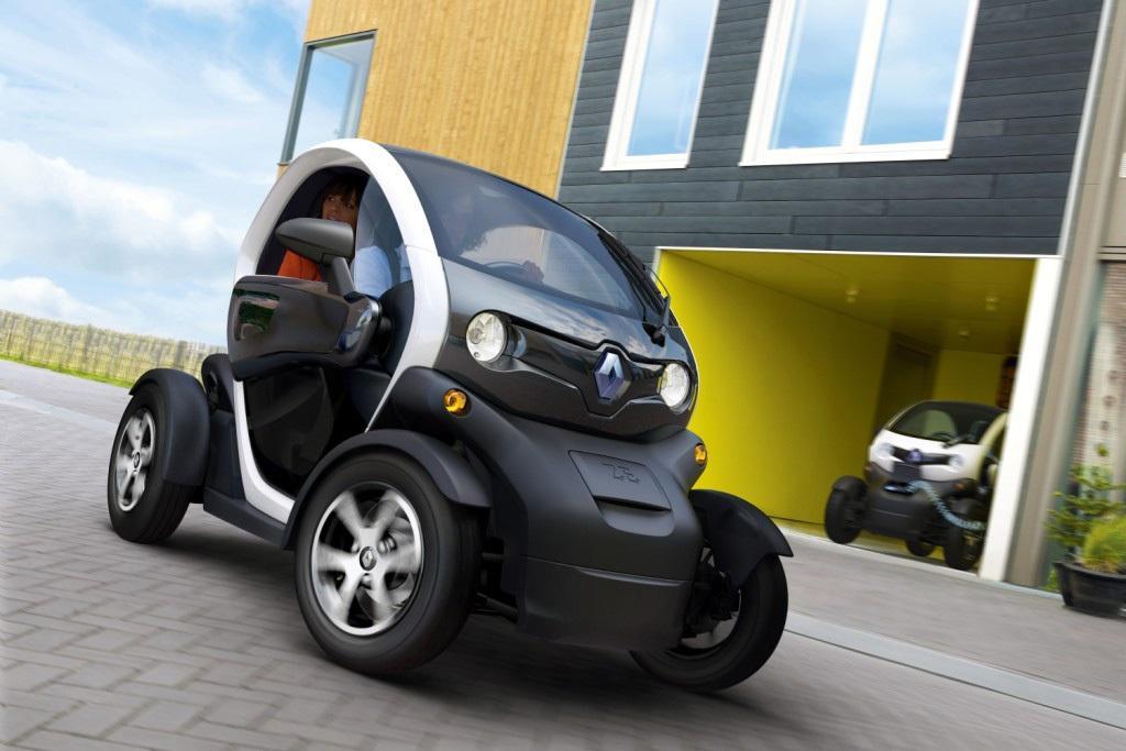 Ульяновские власти разработали законопроект об отмене налога на электромобили