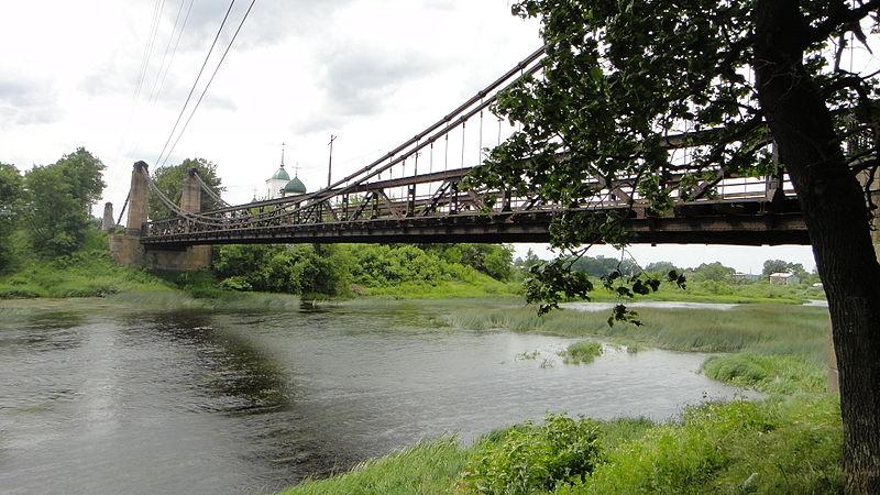 Почти 70% мостов в Псковской области находятся в неудовлетворительном состоянии