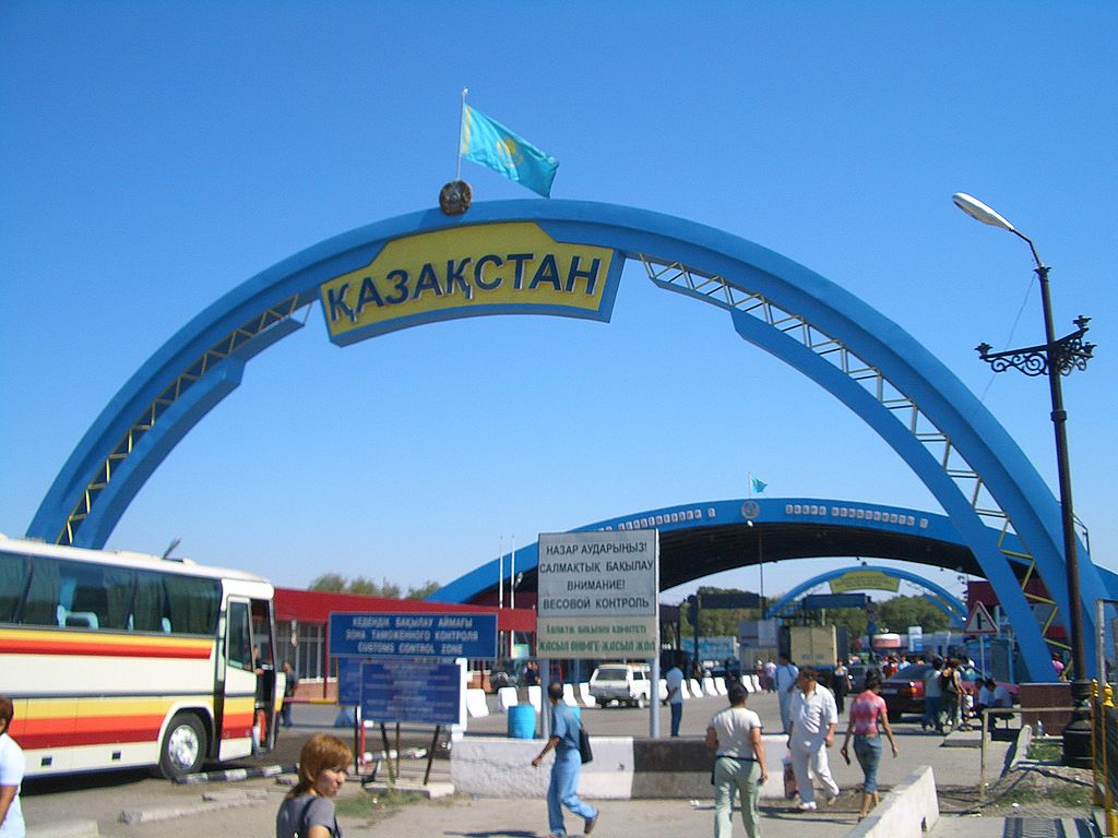 Казахстан внедряет электронную очередь в пунктах пропуска через границу