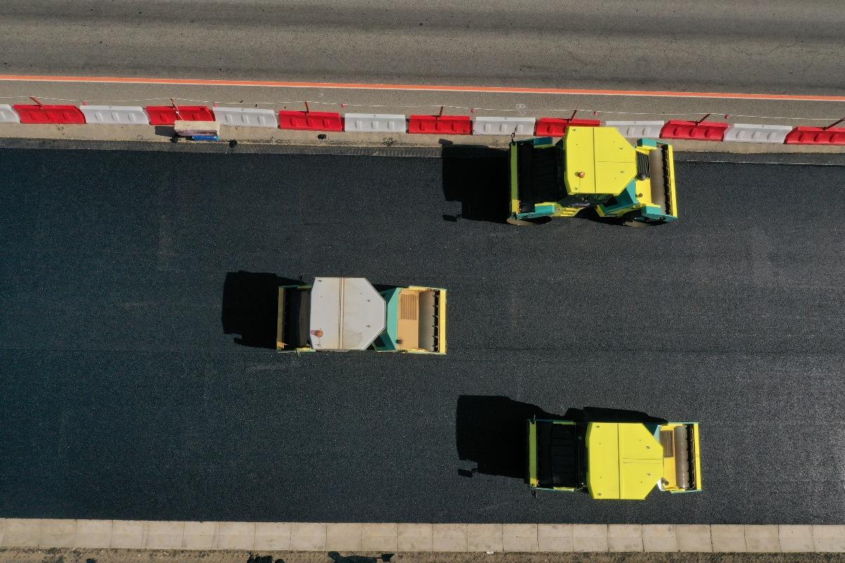 В 2021 году в России построят и отремонтируют более 23 тыс. км дорог