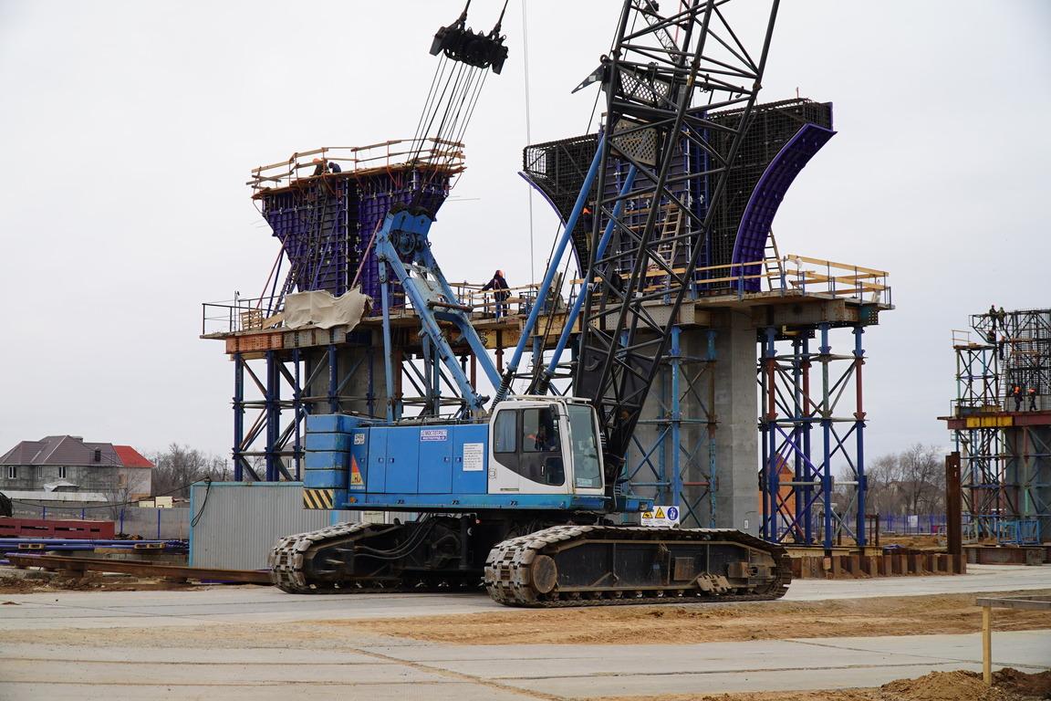 Новый мост через Волго-Донской канал в Волгограде планируют открыть в 2024 году