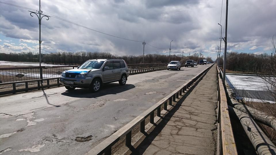 Еврейская автономная область дополнительно получит более 600 млн. рублей на ремонт мостов