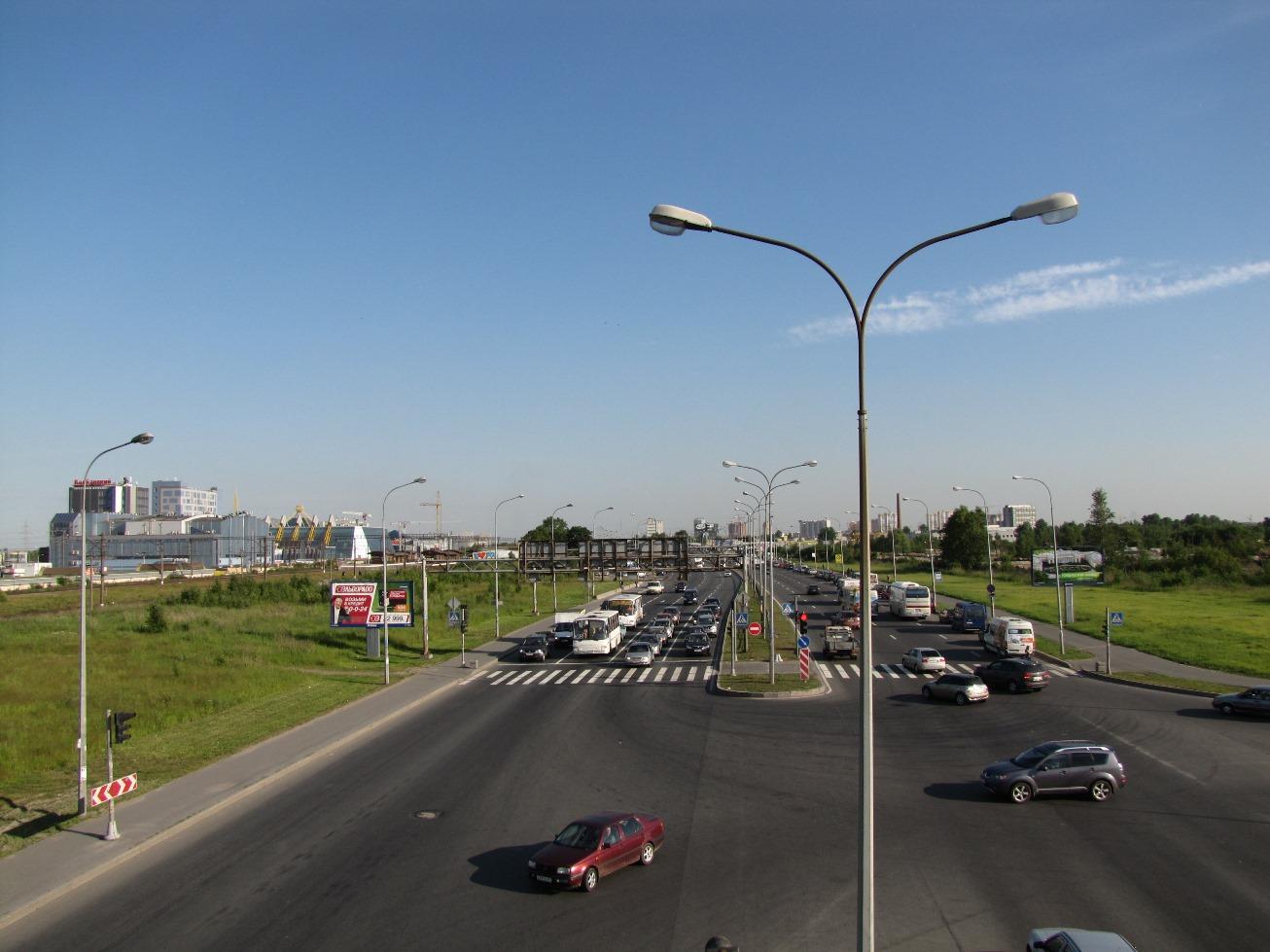 Выделен 1 млрд. рублей на строительство первого участка широтной магистрали