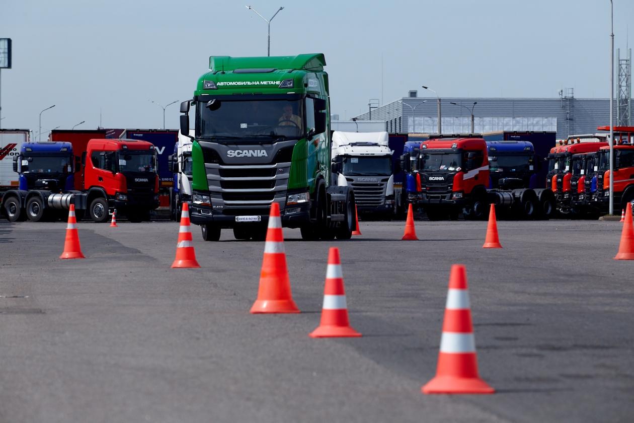 Шведский автопроизводитель Scania может сократить до 5 тыс. человек