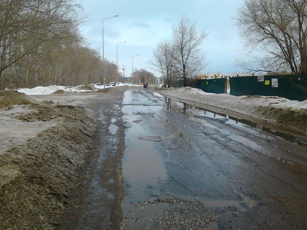 Движение грузовиков в Ульяновской области ограничат на весь апрель