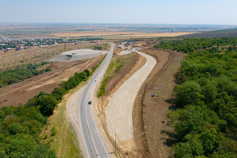 Строительство обхода Гудермеса в Чечне планируют завершить в 2023 году