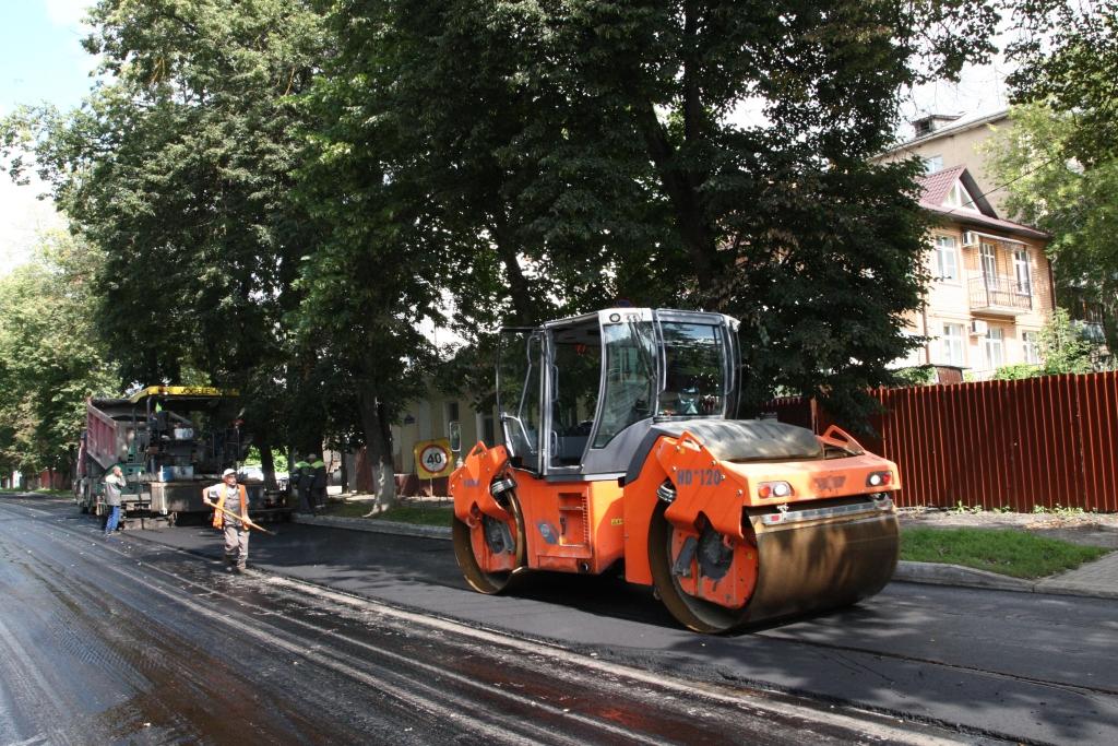 В Центральном федеральном округе начались дорожные работы