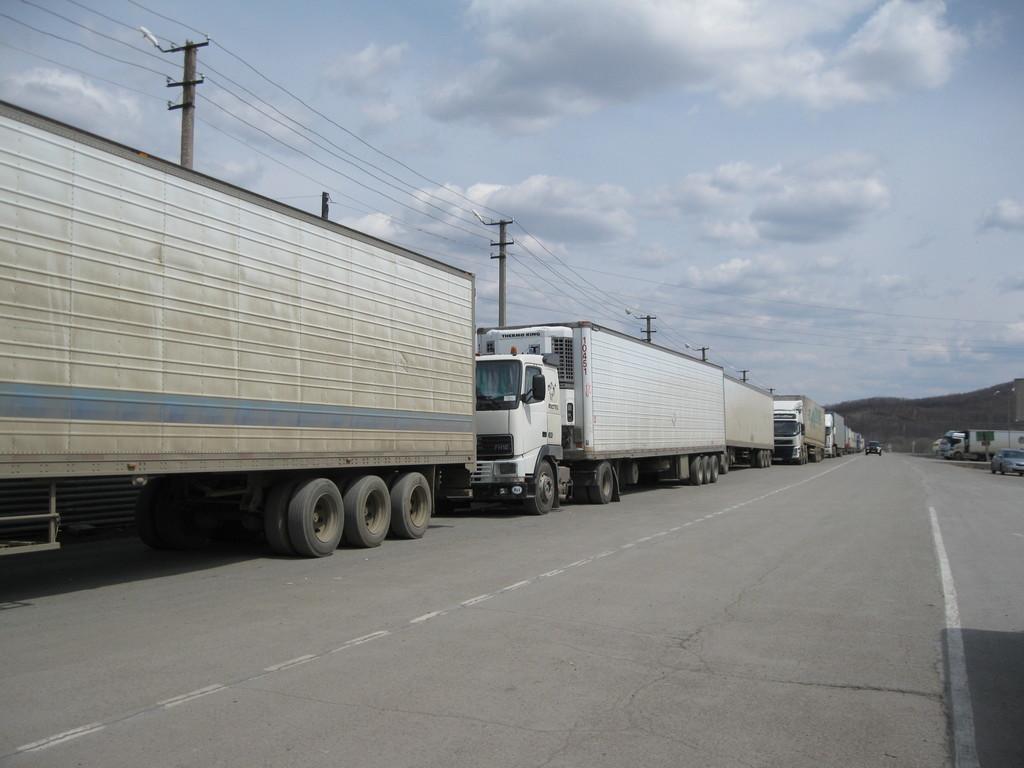 Электронные пропуска на проезд к границе в Приморье продлены до 31 июля