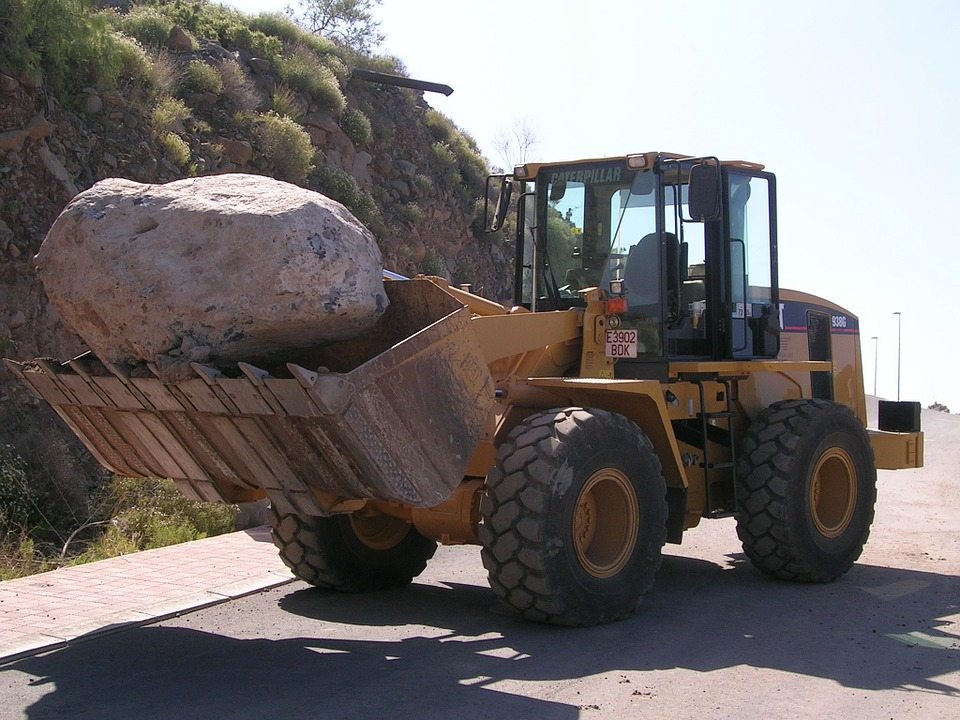 За повреждение дорог карьерной техникой в Крыму будут штрафовать