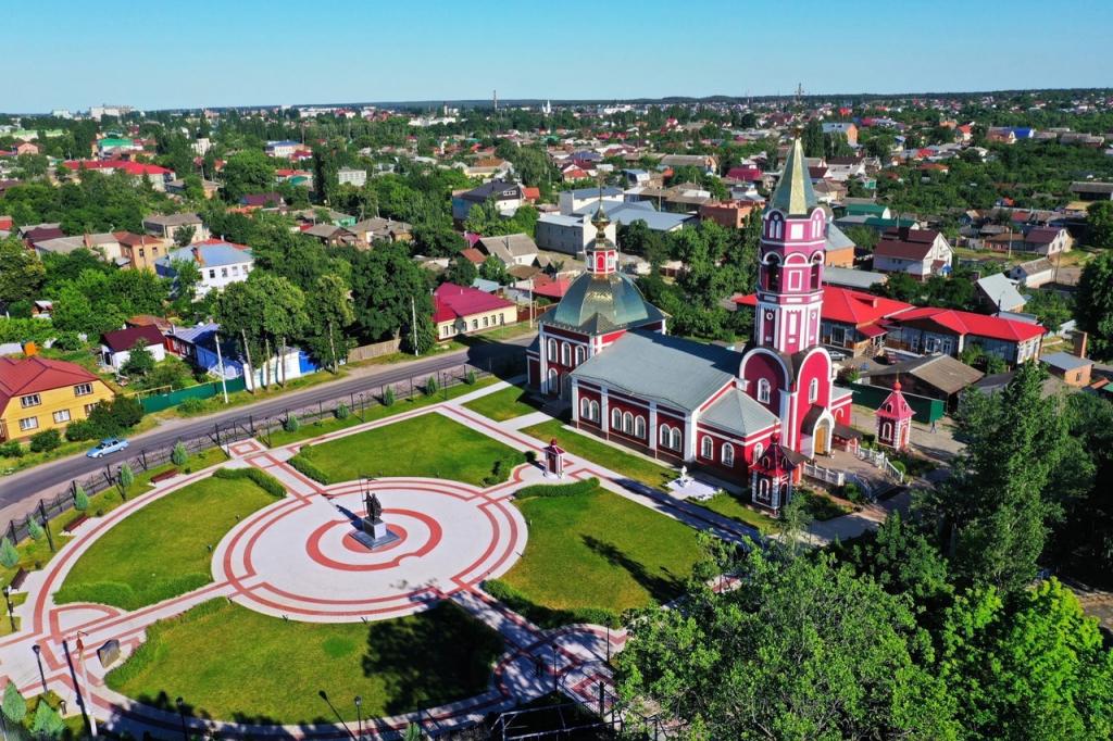 Дорогу в обход Борисоглебска планируют построить к 2023 году