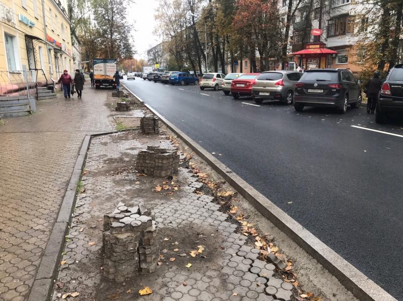 Долю нормативных дорог в Новгородской области в 2020 году увеличат до 40,9%