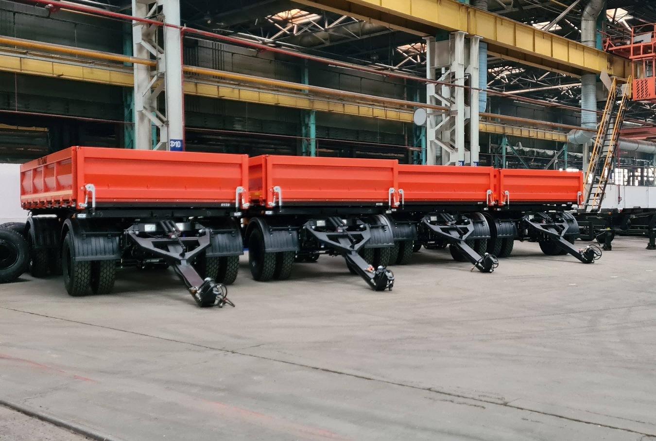 В Башкортостане создадут машиностроительный кластер на базе «КамАЗа»