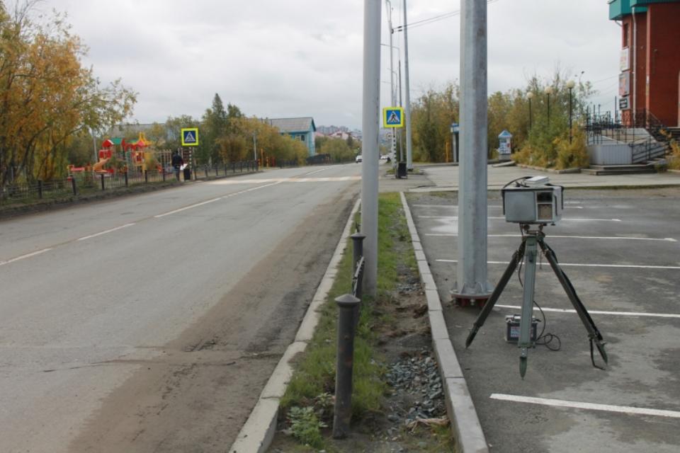 Минтранс разработал методику размещения дорожных камер