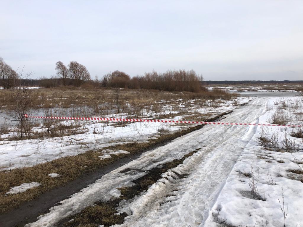 Низководные мосты затоплены в Татарстане, Мордовии, Нижегородской и Рязанской областях