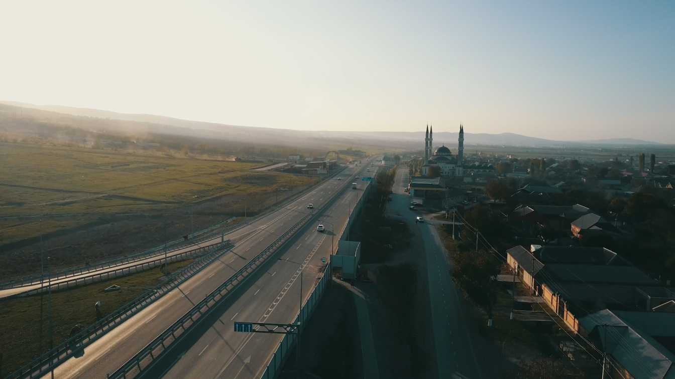 В Чечне после реконструкции открыли участок трассы Р-217 «Кавказ»