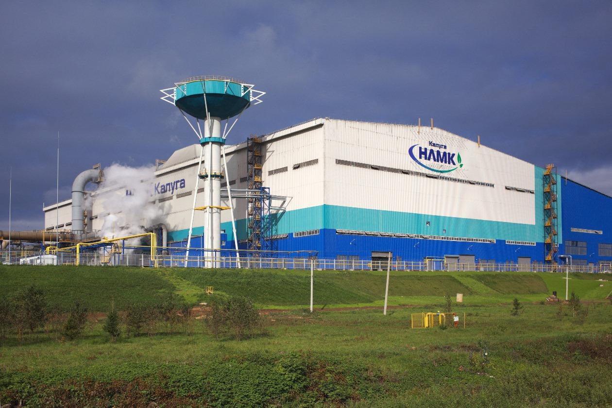 В Калужской области открылся логистический центр