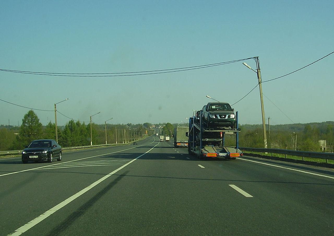 450 км новгородских дорог передали в федеральную собственность